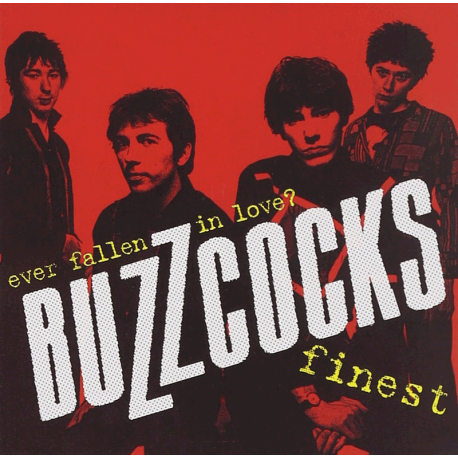 Ever Fallen In Love? - Buzzcocks Finest CD