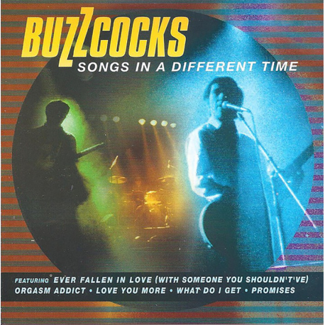 Songs In A Different Time CD