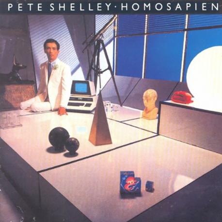Homosapien (Pete Shelley) CD