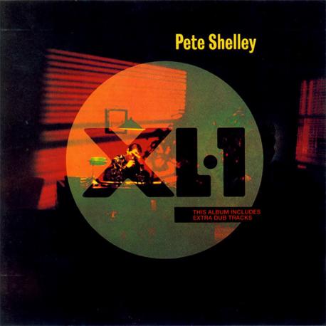 XL1 (Pete Shelley) CD