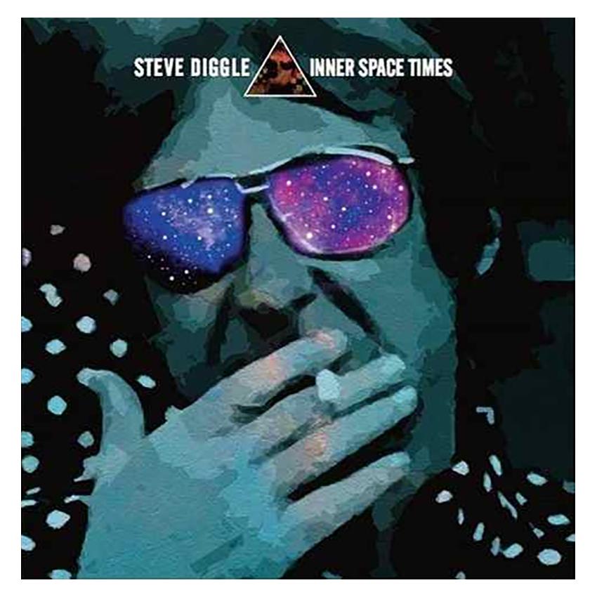 Inner Space Times (Steve Diggle) CD