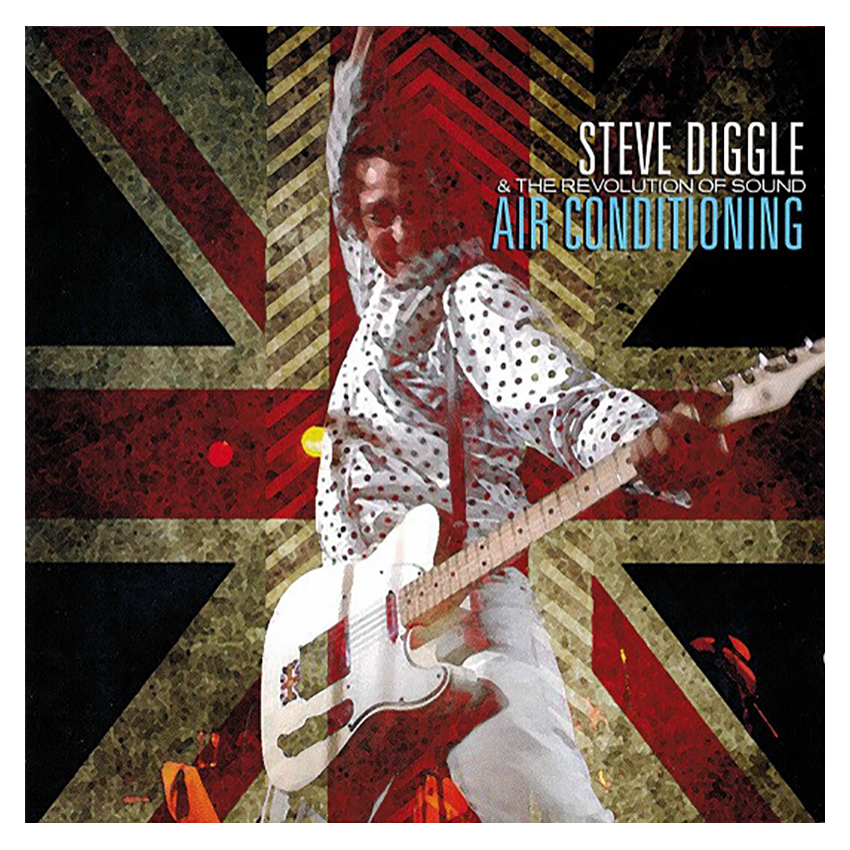 Air Conditioning (Steve Diggle) CD