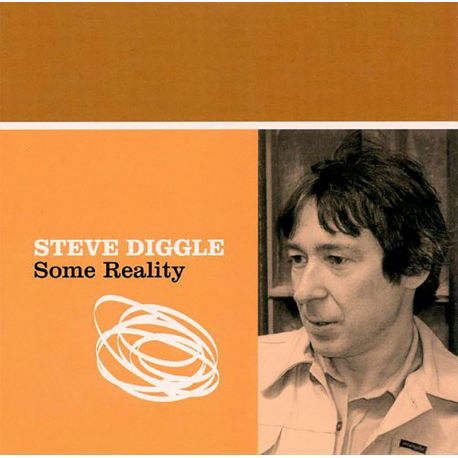 Some Reality (Steve Diggle) 11 track version CD