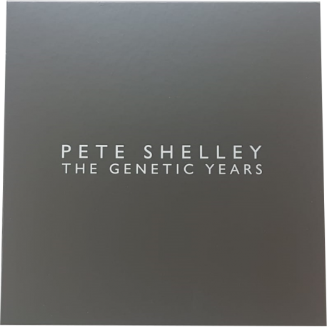 The Genetic Years (Pete Shelley) Limited Boxset