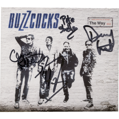 The Way CD (signed)