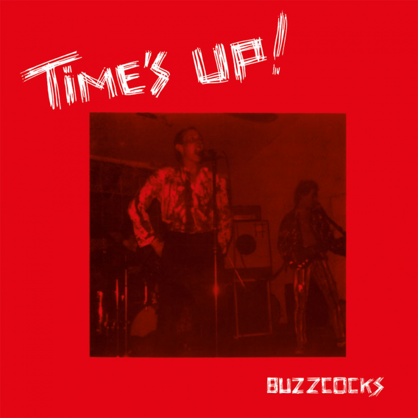 Time's Up CD
