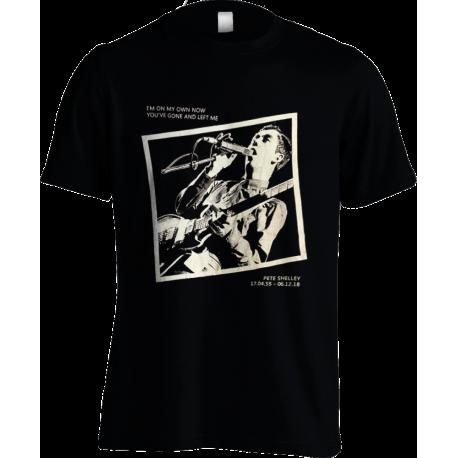 Pete Shelley Memorial T-Shirt