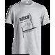 Entertaining Friends Grey T-Shirt