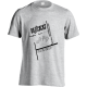Entertaining Friends Grey T-Shirt