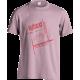 Entertaining Friends Pink T-Shirt