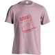 Entertaining Friends Pink T-Shirt