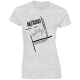 Entertaining Friends Grey Women's T-Shirt