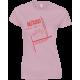 Entertaining Friends Pink Women's T-Shirt