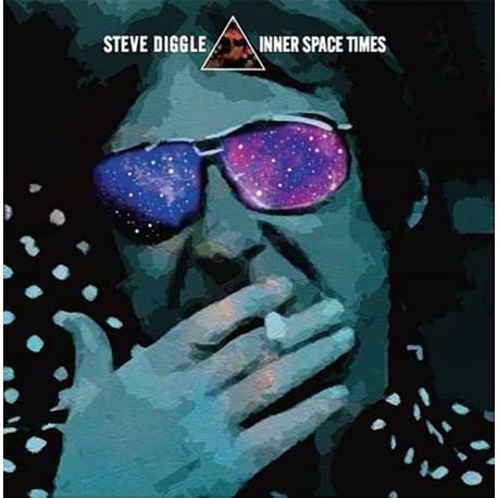 Inner Space Times (Steve Diggle) CD