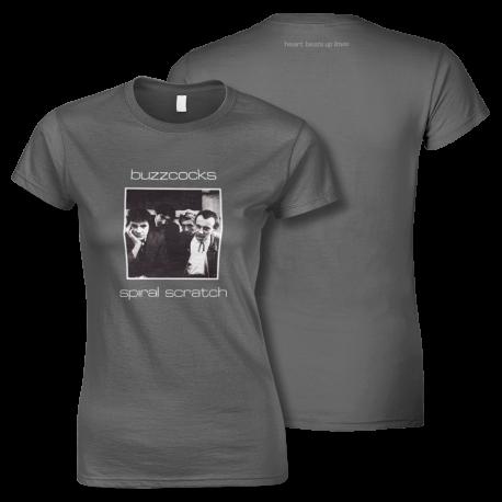 Spiral Scratch Women's T-Shirt