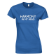 Harmony In My Head 2016 Women's T-Shirt